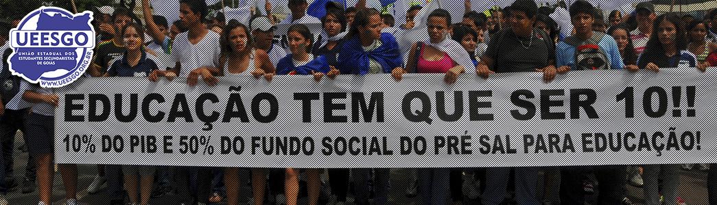 Dúvidas? Envie um e-mail para: contato@ueesgo.org.br